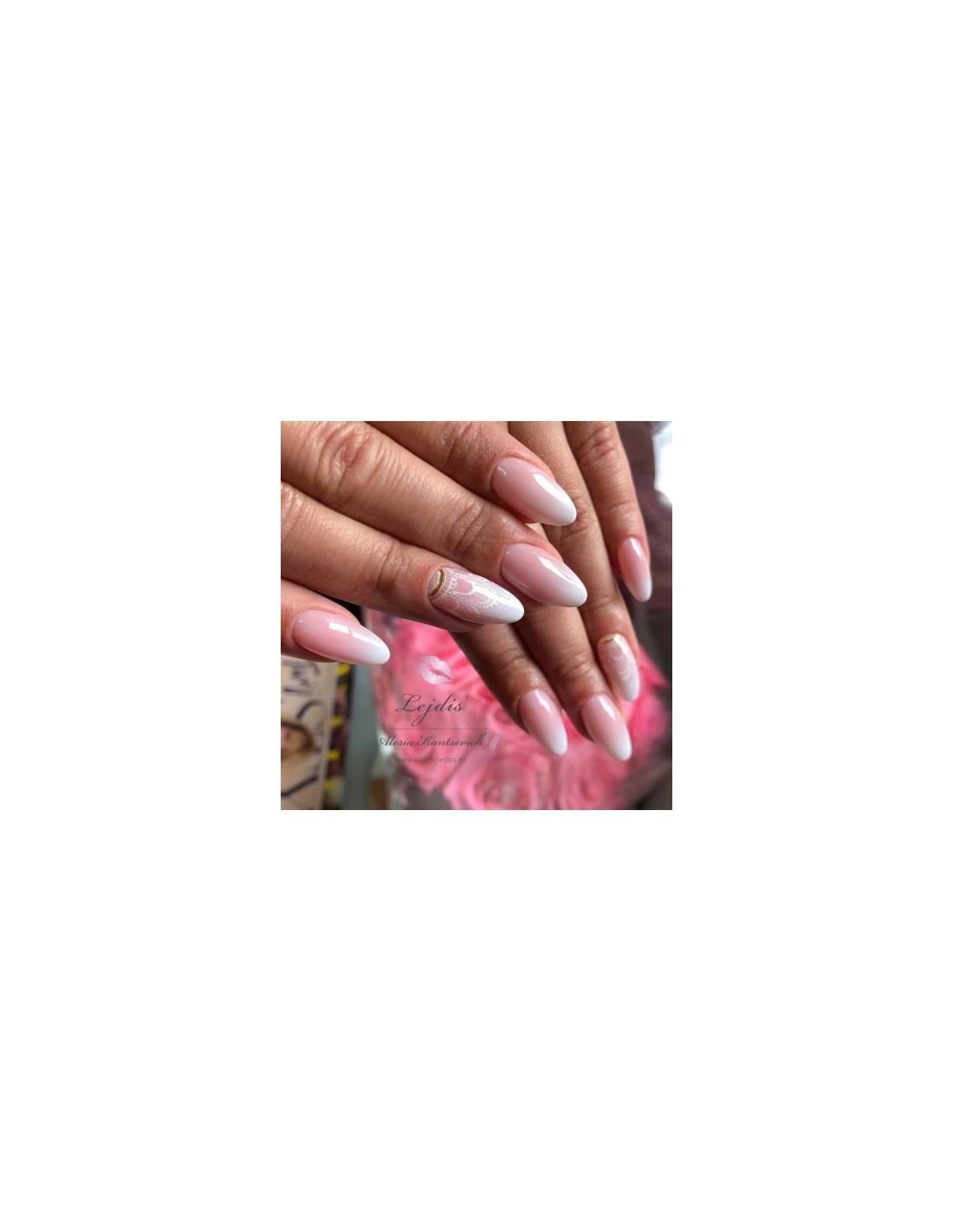 766 Smalto semipermanente UV LaQ Rubble 8ml Colore Nude