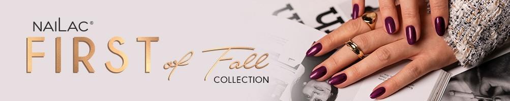 Novità! Collezione autunnale 2021 NaiLac First of fall
