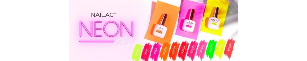 Smalti fluorescenti NEON per unghie NaiLac